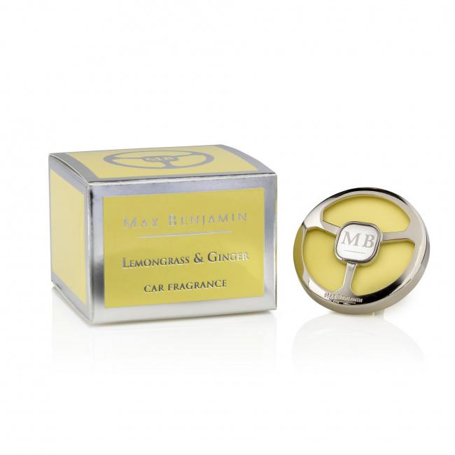 Zapach samochodowy Lemongrass & Ginger
