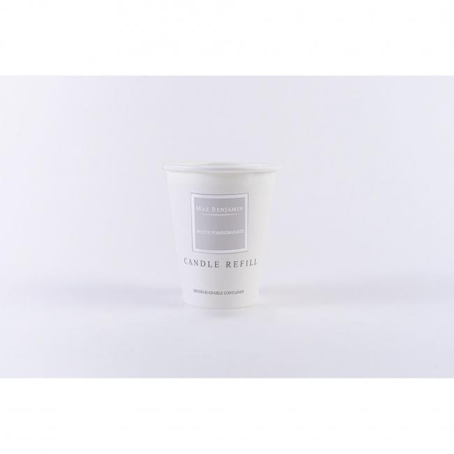 Wkład do świecy White Pomegranate 190g