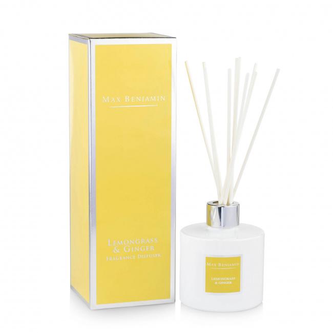 Dyfuzor zapachowy Lemongrass & Ginger 150ml