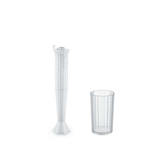 Blender ręczny Plisse biały