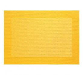 Podkładka 33x46cm żółta