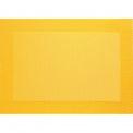 Podkładka PCV colour 33x46cm żółta
