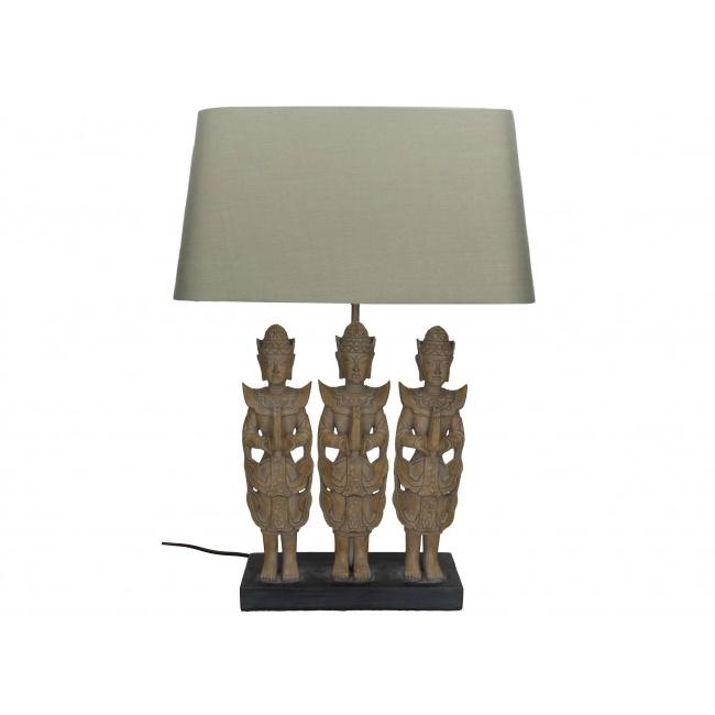 Lampa Budda 55cm
