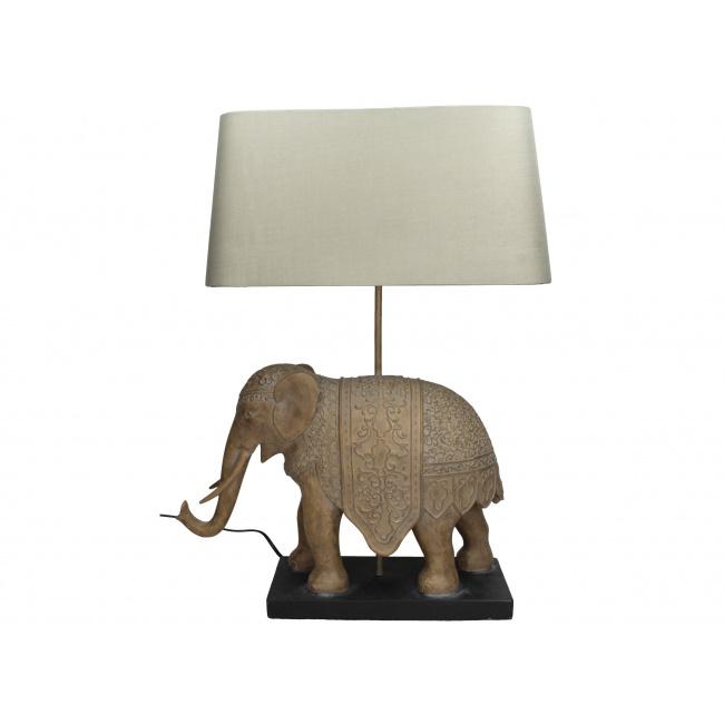 Lampa Słoń 62cm