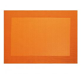 Podkładka 33x46cm pomarańczowa