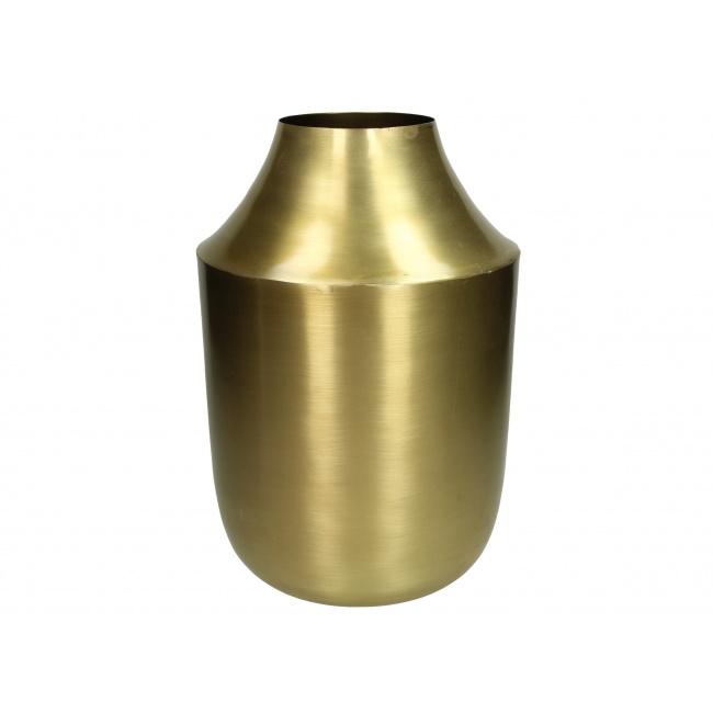 Wazon 30cm złoty