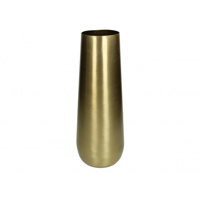 Wazon 39cm złoty