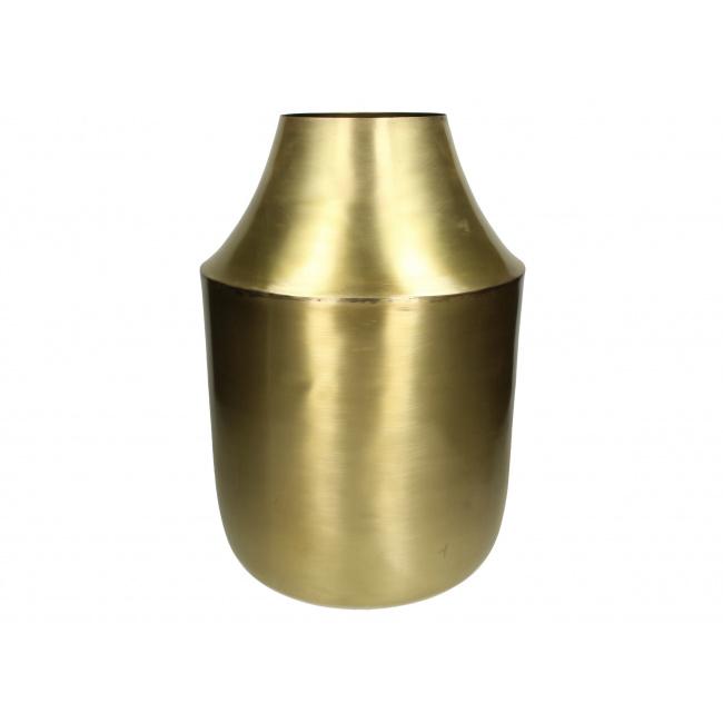 Wazon 40cm złoty