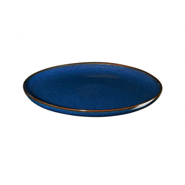 Talerz Saisons Midnight Blue 14,5cm deserowy