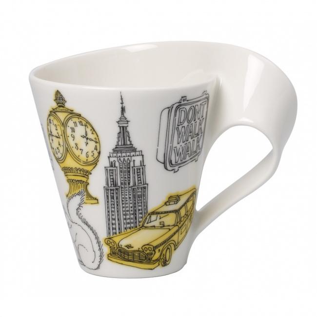 Kubek NewWave Caffe 350ml New York