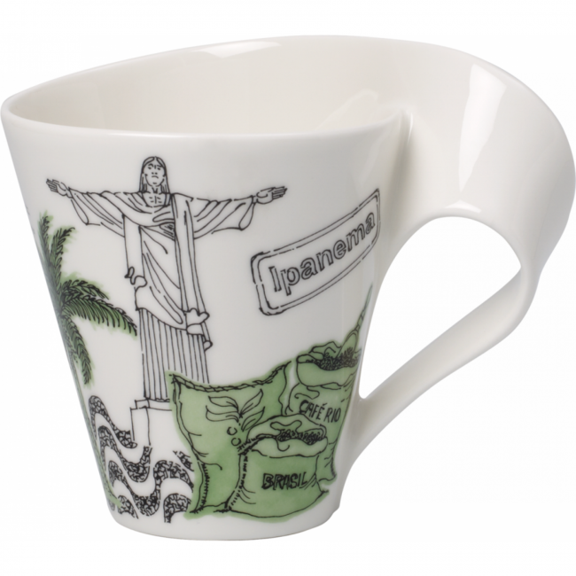 Kubek NewWave Caffe 350ml Rio de Janeiro