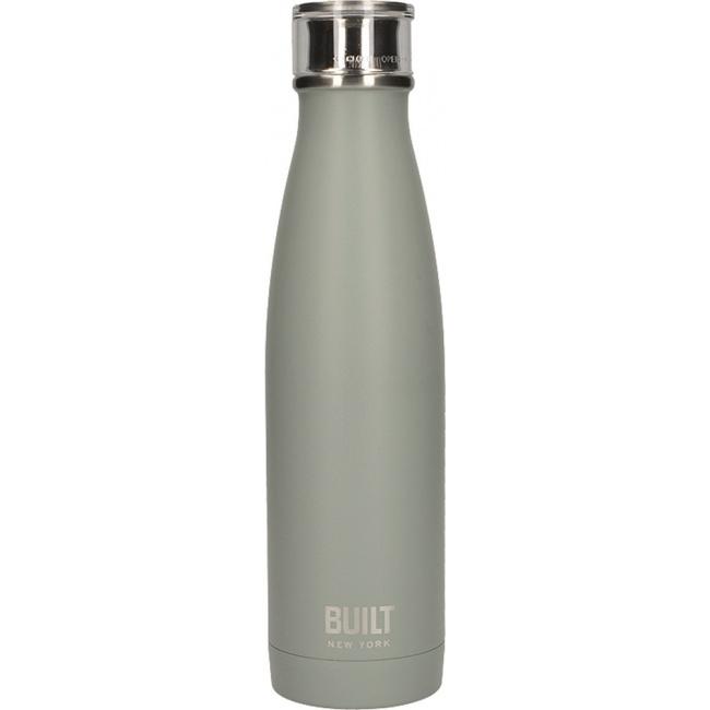 Butelka termiczna 500ml szara