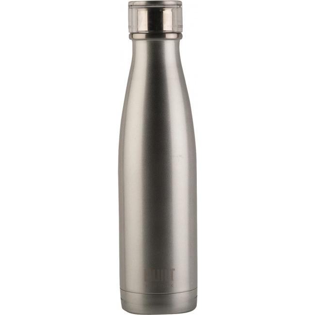 Butelka termiczna 500ml srebrna