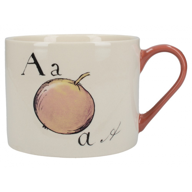Kubek Victoria And Albert Nonsense Alphabet Squat