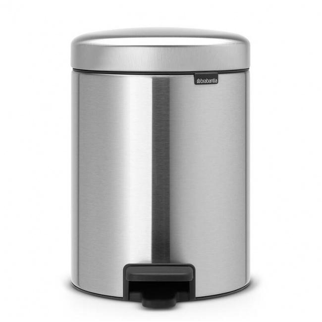Kosz na odpady NewIcon 2x2l