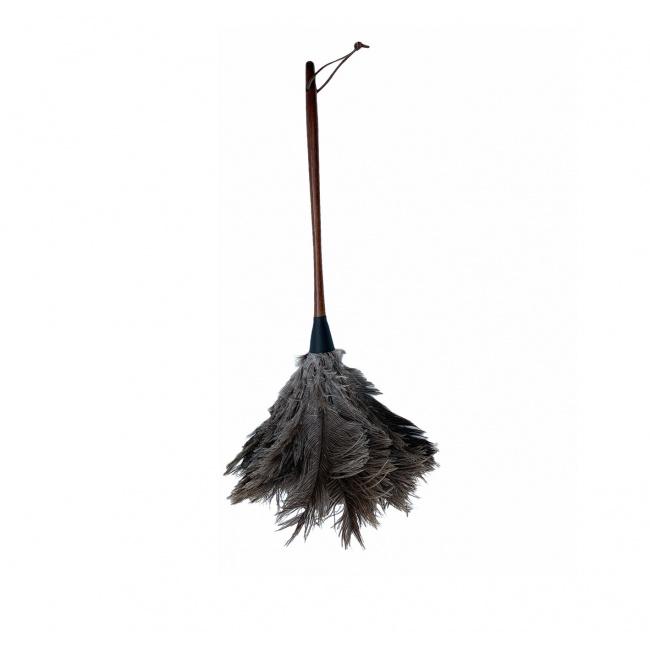 Miotełka z piór strusich 80cm