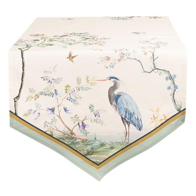 Bieżnik 50x160cm Garden Heron