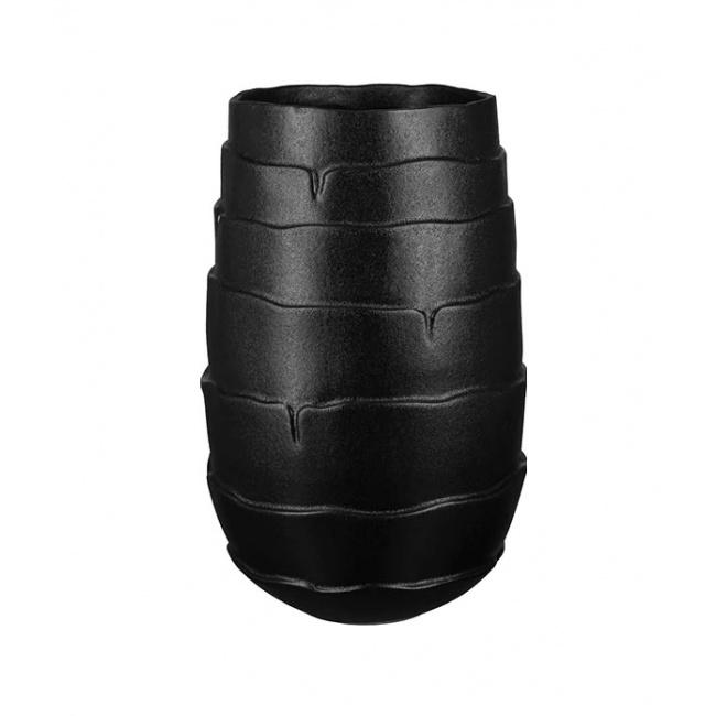 Wazon Cocon 30cm czarny