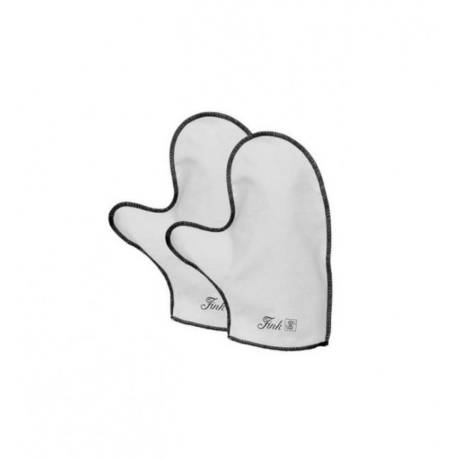 Komplet rękawic do czyszczenia srebra