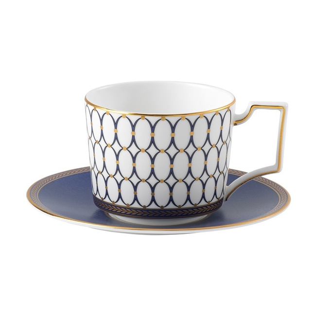 Filiżanka ze spodkiem Renaissance Gold 200ml do herbaty