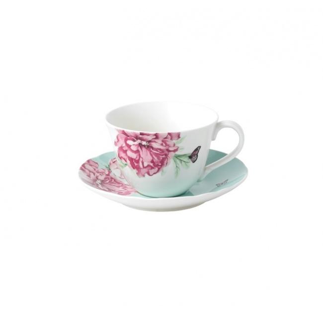 Filiżanka ze spodkiem Miranda Kerr 275ml do herbaty