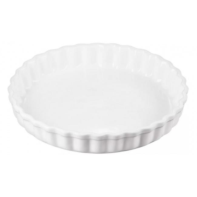 Forma 28cm do tarty białe