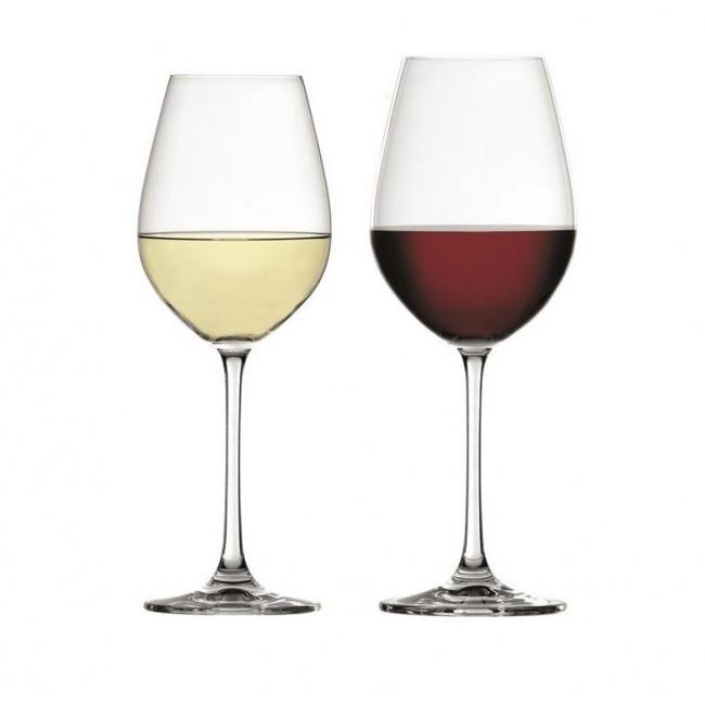 Komplet 12 kieliszków Salute do wina