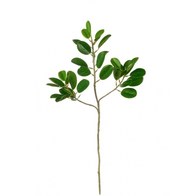 Liść dekoracyjny Ficus 48cm