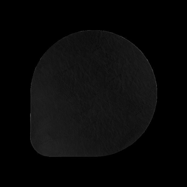 Podkładka Drop 36,5cm czarna