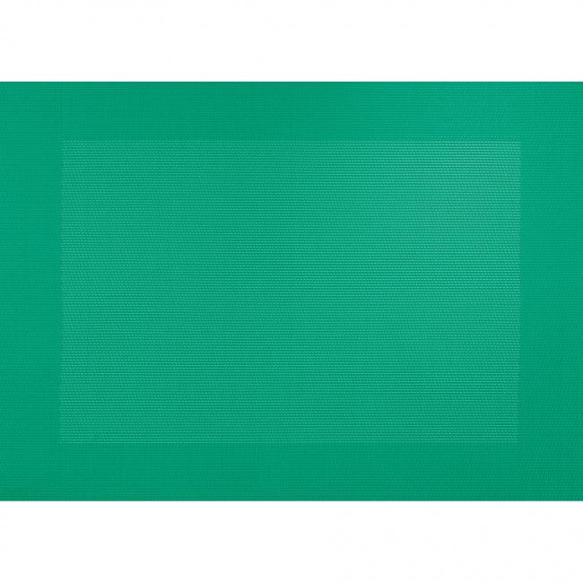 Podkładka PCV colour 33x46cm szmaragdowa
