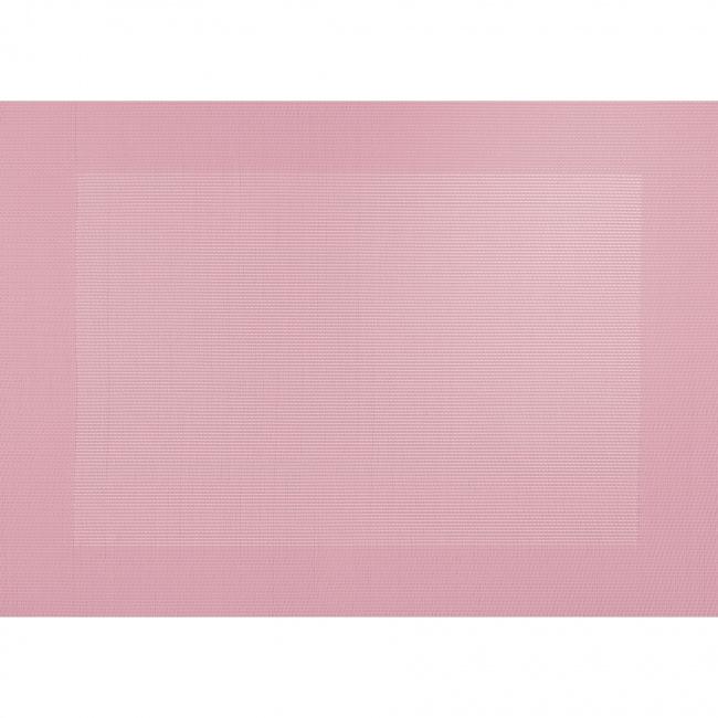 Podkładka PCV colour 33x46cm różowa