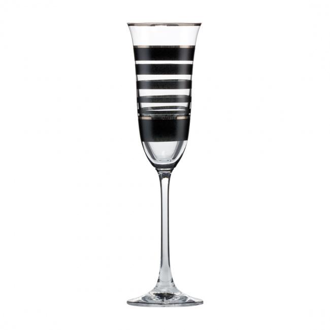 Kieliszek do szampana Stripes 100ml