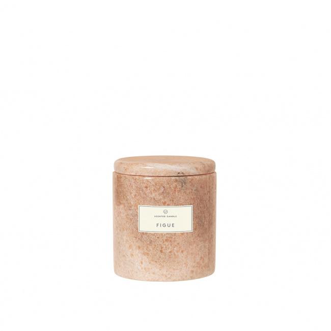 Świeca zapachowa marmurowa Indian Tan Frable