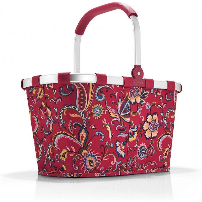 Koszyk Carrybag na zakupy 22l czerwony