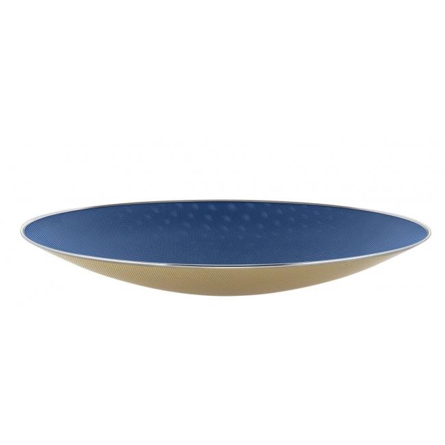 Misa Cohncave 49x6,5cm niebieska