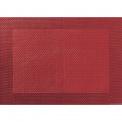 Podkładka 33x46cm czerwona