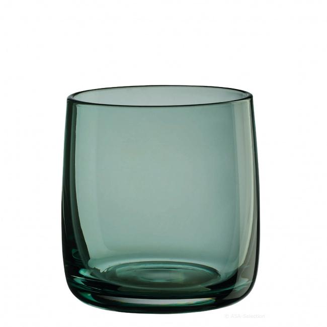 Szklanka Sarabi 200ml zielona