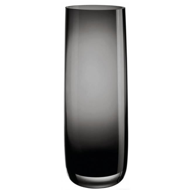 Wazon Ajana 29x10.5cm szary