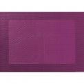 Podkładka PCV colour 33x46cm bakłażan