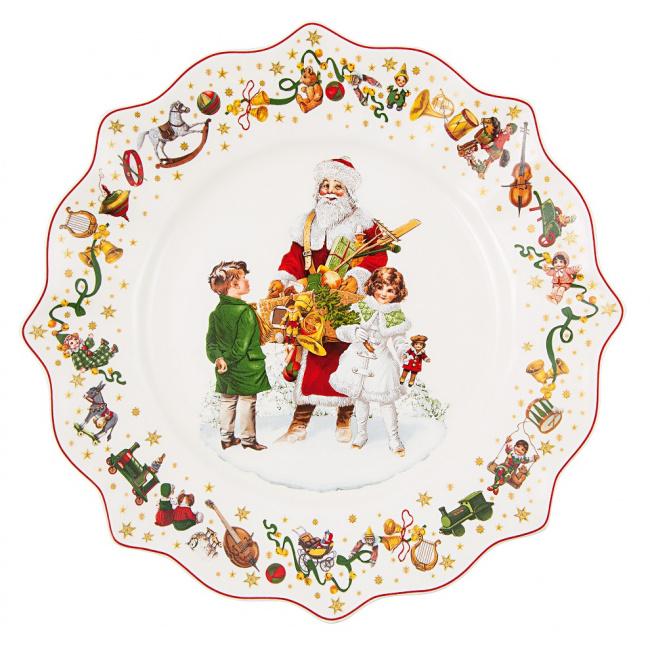 Talerz płaski Annual Christmas Edition 2021 24cm