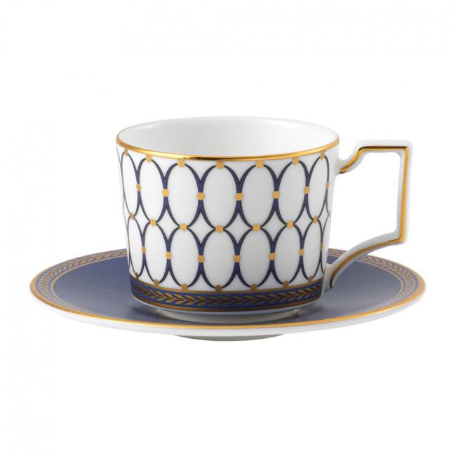 Filiżanka ze spodkiem Renaissance Gold 70ml do espresso