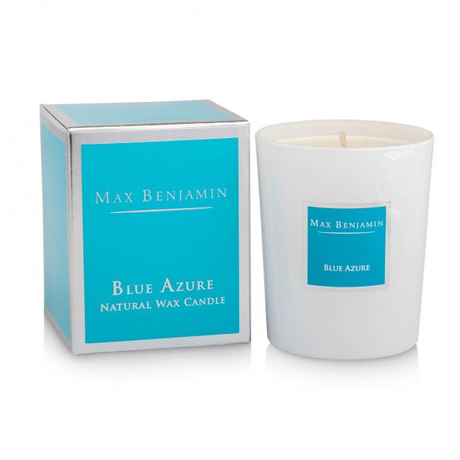 Świeca Blue Azure 190g