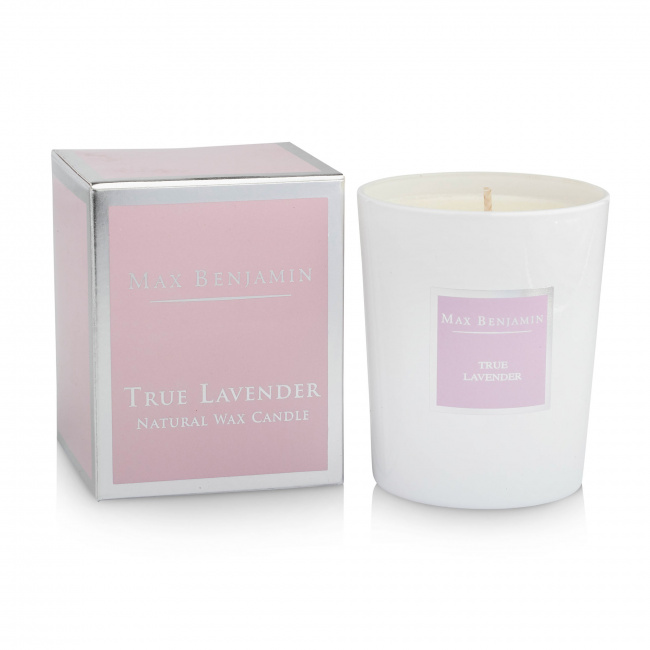 Świeca True Lavender 190g