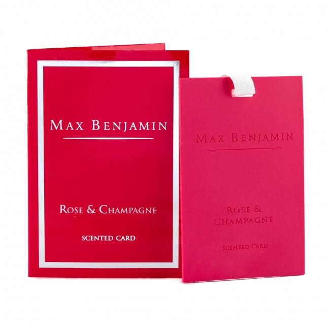Karta zapachowa Rose & Champagne