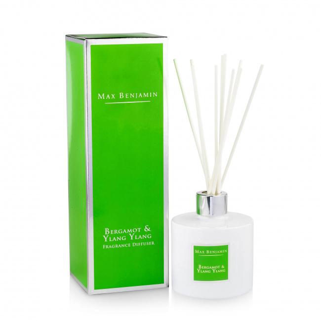 Dyfuzor zapachowy Bergamot & Ylang Ylang 150ml