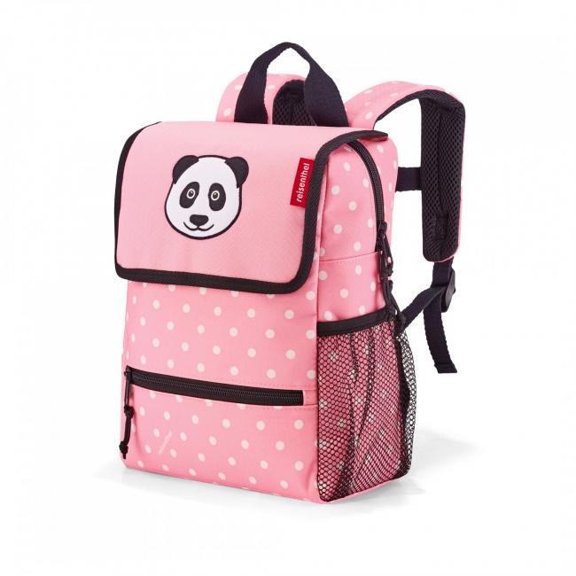 Plecak Backpack kids panda 5l różowy