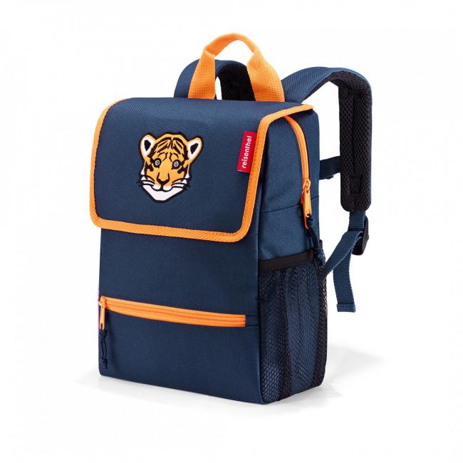 Plecak Backpack  kids tiger 5l granatowy