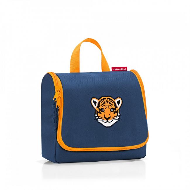 Kosmetyczka Toiletbag 3l kids tiger navy