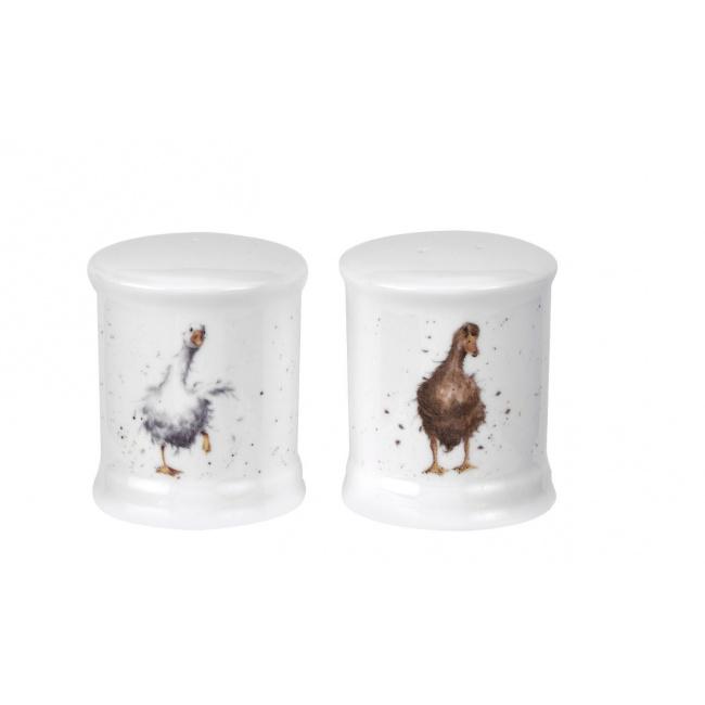 Solniczka i pieprzniczka Wrendale Designs Ducks
