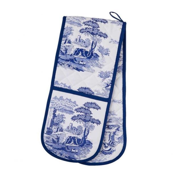 Rękawica kuchenna Blue Italian 88cm podwójna